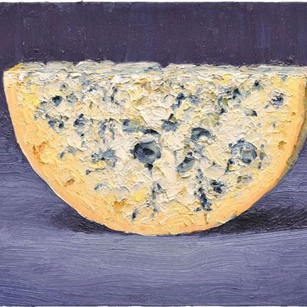 Cheese Portrait Bayley Hazen Blue