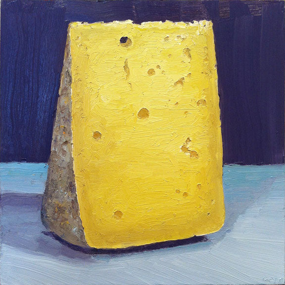 Cheese Portrait Herdsman | Revittle