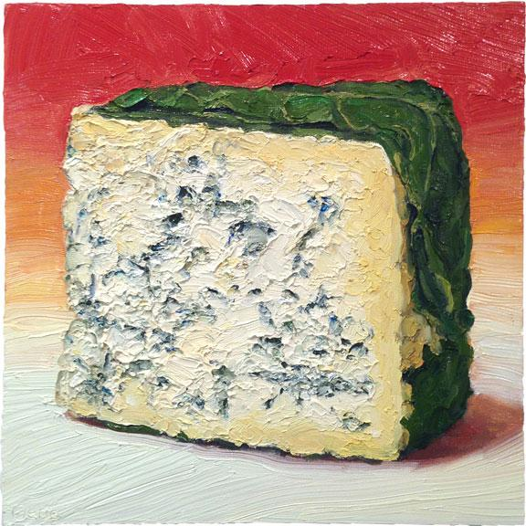 Cheese Portrait Figgy Blue | Revittle