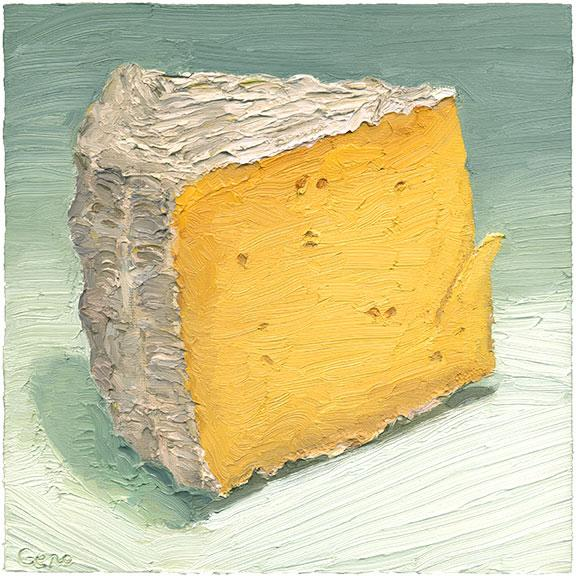 Cheese Portrait Maggie's Round | Revittle