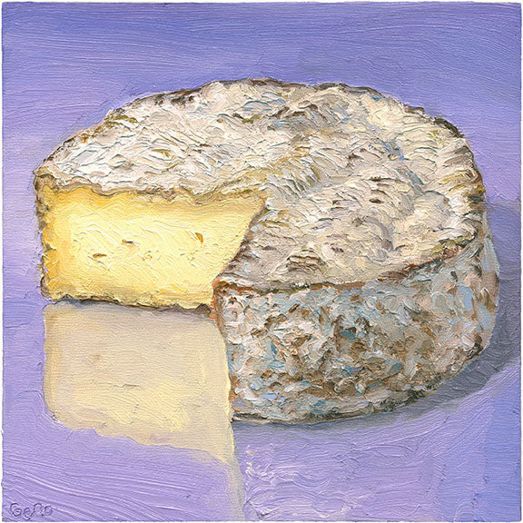 Cheese Portrait Conundrum | Revittle
