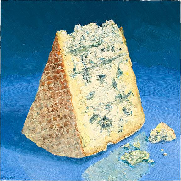 Cheese Portrait Birchrun Blue | Revittle
