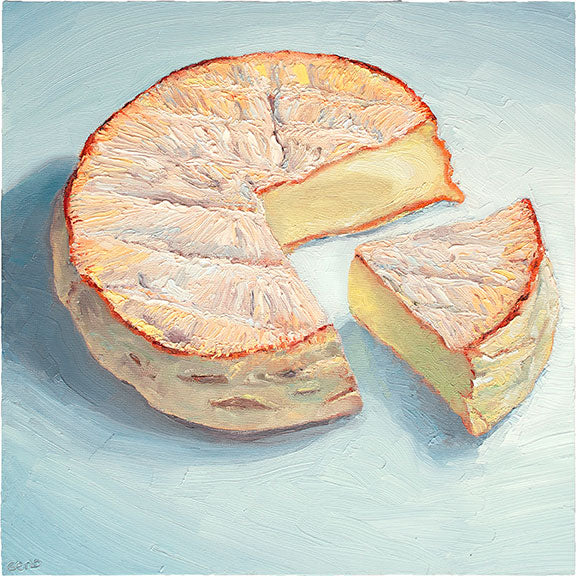 Cheese Portrait ColoRouge | Revittle