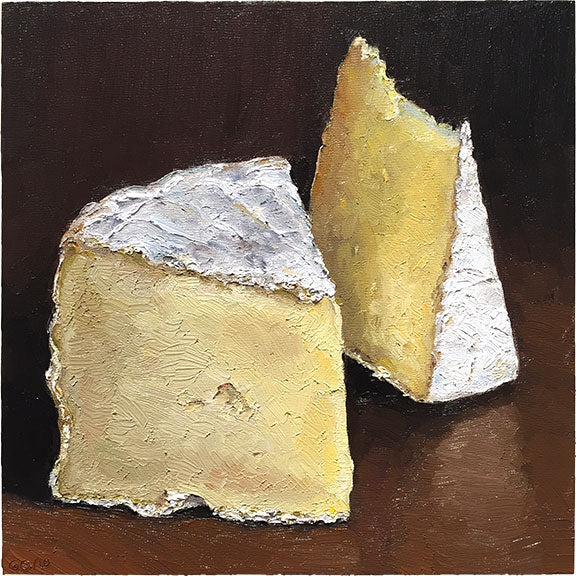 Cheese Portrait Battery Park | Revittle