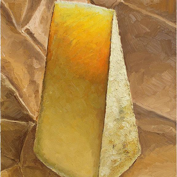 Cheese Portrait Alpha Tolman | Revittle