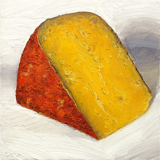 Cheese Portrait Jeffs' Select Gouda Wedge | Revittle
