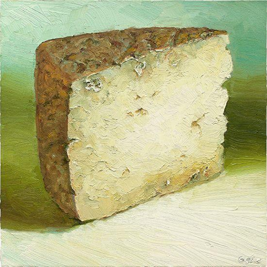Cheese Portrait Mercer Road | Revittle