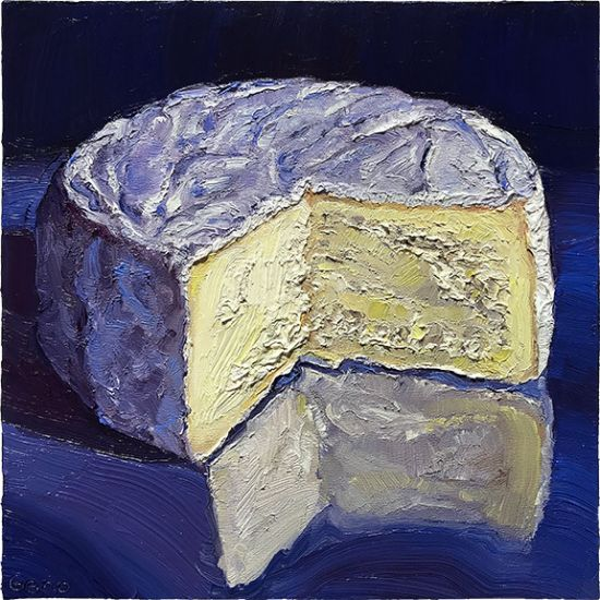 Cheese Portrait St Stephen | Revittle