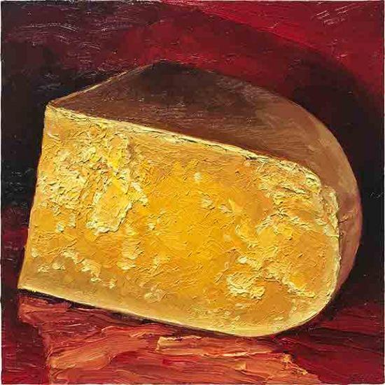 Cheese Portrait St. Malachi | Revittle