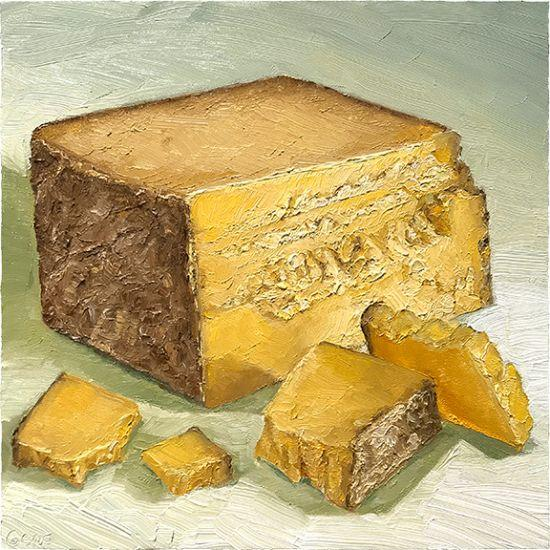 Cheese Portrait Karst | Revittle