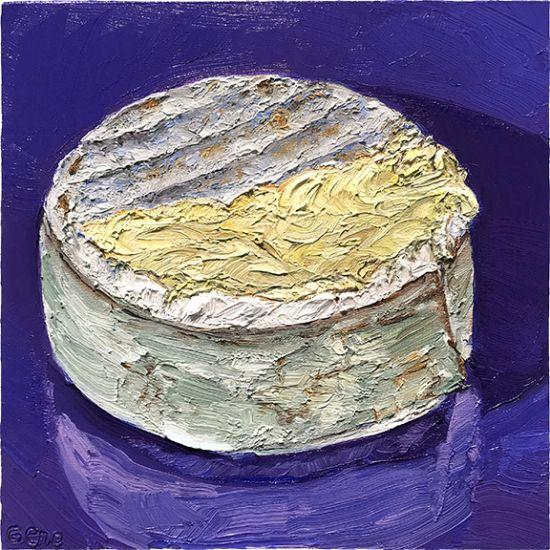 Cheese Portrait Harbison Wheel | Revittle