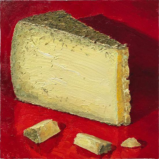 Cheese Portrait Calderwood | Revittle
