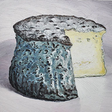 Cheese Portrait Hopelessly Bleu | Revittle