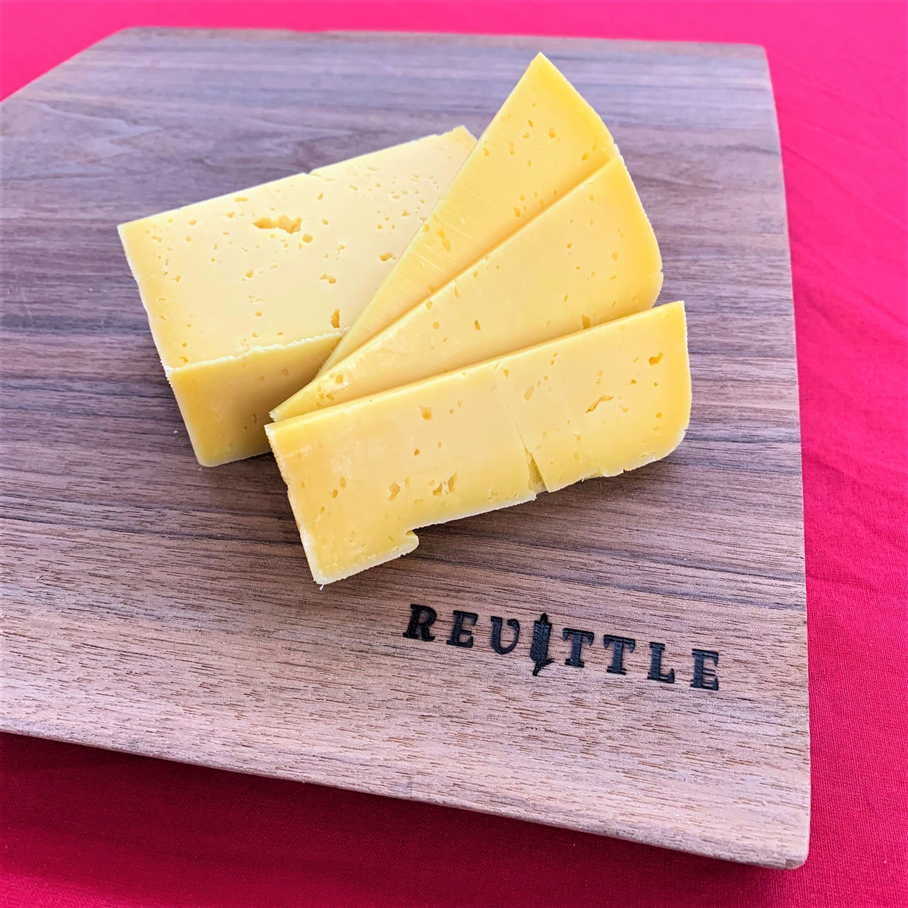 Revittle Fontina Cut on Cheeseboard | Revittle