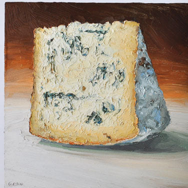 Cheese Portrait Crema de Blue 2