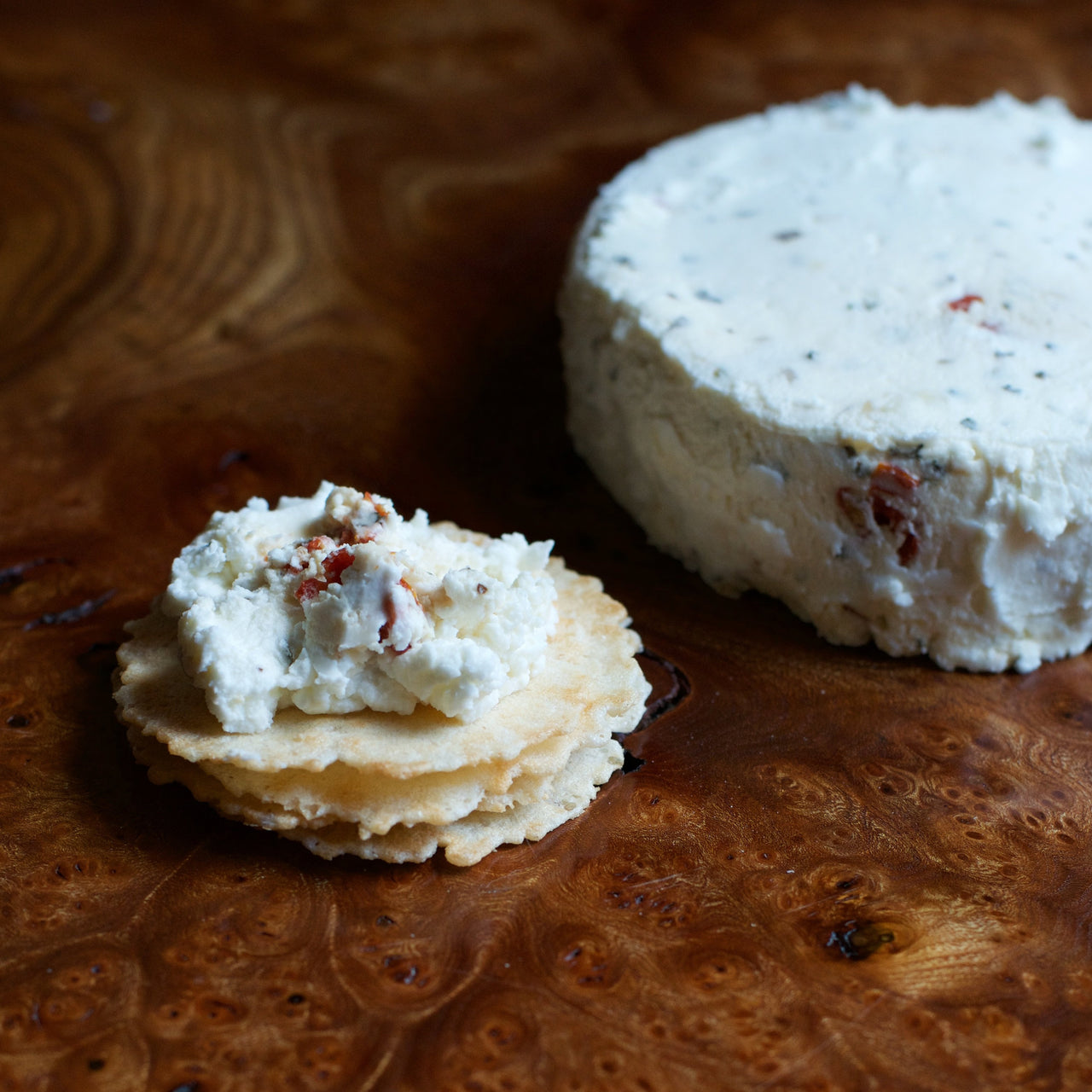 Little Antietam Fresh Tomato Basil Chevre | Revittle