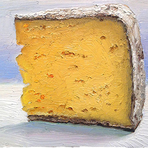 Cheese Portrait Perlitta | Revittle