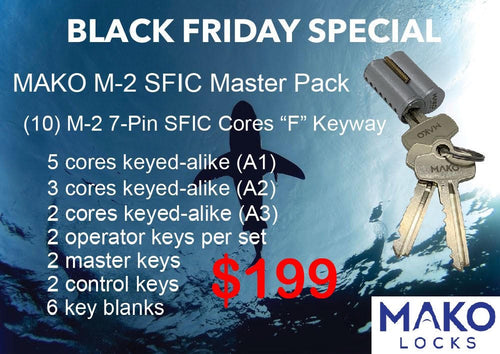 MAKO M-2 System SFIC Master Pack