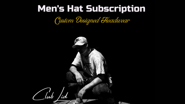 Custom Hats - Personalized Headwear printed hats made custom - hat subscription