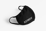 ESTATE Spaced Logo Face Mask