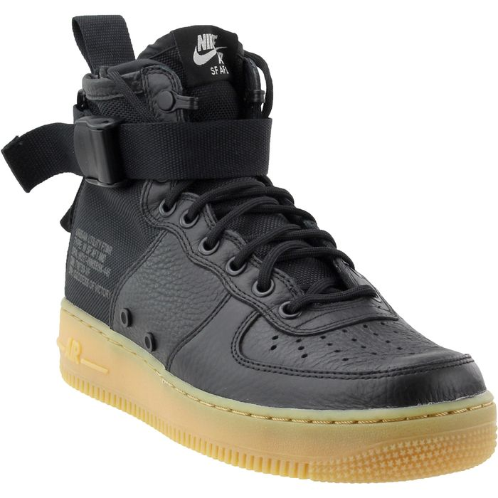 new product ec7f6 4284c Nike SF Air Force 1 Mid