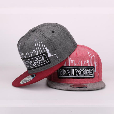 New York City Hats - Men's Snapback Hats - NY City Hats - New York