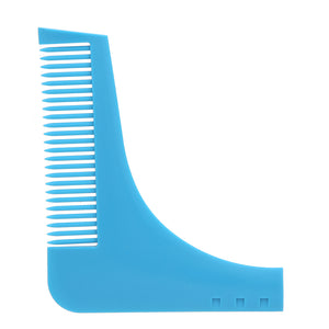 Beard Shaping Template Tool with Comb - KeepItPhresh.com