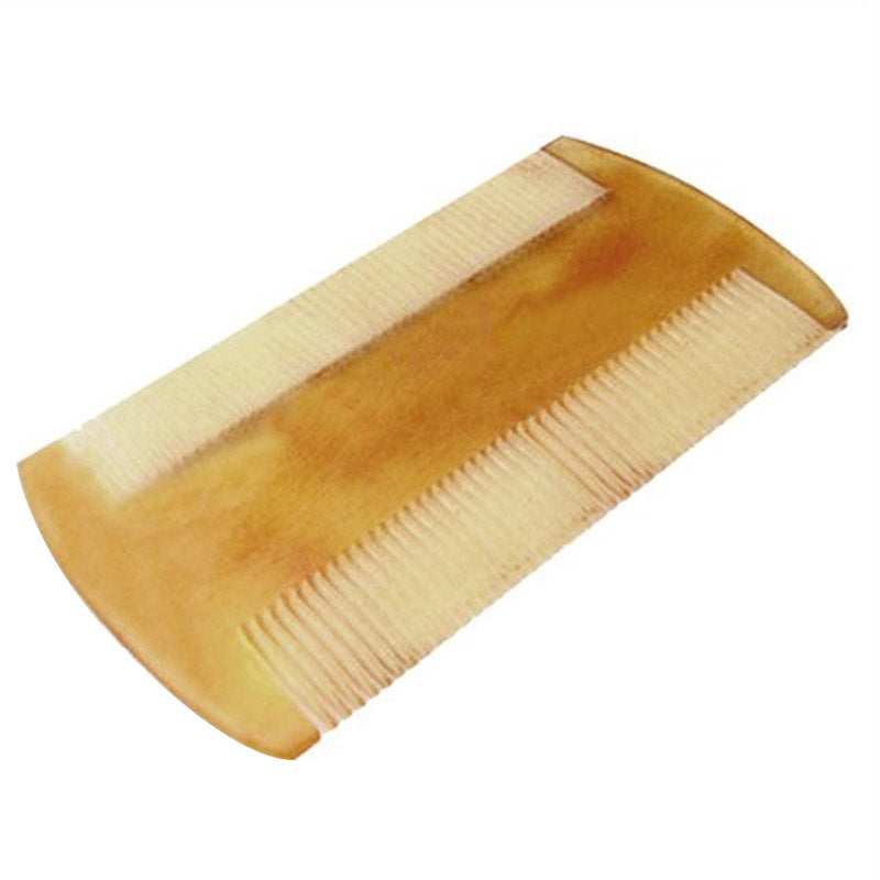 Double-Sided Ox Horn Comb - KeepItPhresh.com