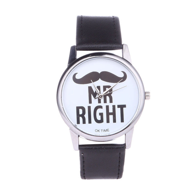 Beard Lovers Watch for Him/Her - KeepItPhresh.com