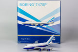 Las Vegas Sands Boeing 747SP VP-BLK NG Model 07001 Scale 1:400
