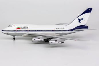 Iran Air Boeing 747SP EP-IAB NG Model 07002 Scale 1:400