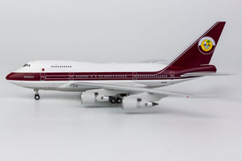 Qatar Amiri Flight Boeing 747SP VP-BAT NG Model 07003 Scale 1:400