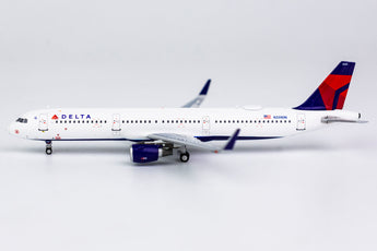 Delta Airbus A321 N339DN NG Model 13017 Scale 1:400