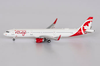 Air Canada Rouge Airbus A321 C-GHQI NG Model 13020 Scale 1:400