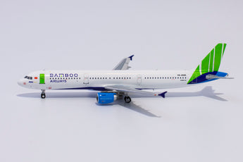 Bamboo Airways Airbus A321 VN-A585 NG Model 13025 Scale 1:400