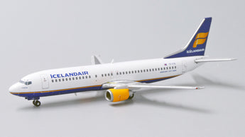 Icelandair Boeing 737-400 TF-FID JC Wings JC4ICE238 XX4238 Scale 1:400