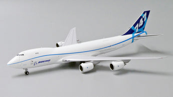 Boeing House Boeing 747-8F Interactive N50217 JC Wings LH4BOE169C LH4169C Scale 1:400
