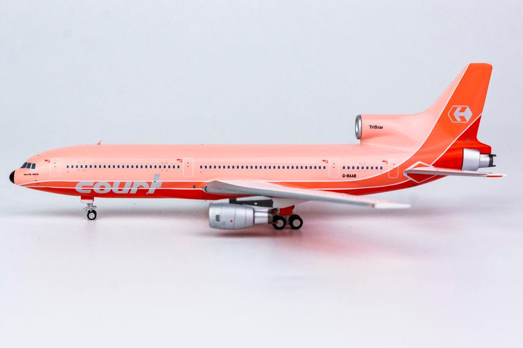 Court Line Lockheed L-1011-1 G-BAAB NG Model 31017 Scale 1:400
