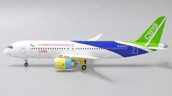 Comac House Comac C919 B-001C JC Wings LH2COM225 LH2225 Scale 1:200