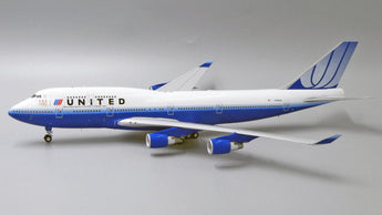 United Boeing 747-400 N199UA US Olympic Team JC Wings JC2UAL268 XX2268 Scale 1:200