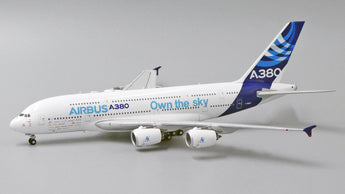 Airbus House Airbus A380 F-WWDD Own The Sky JC Wings LH4AIR151 LH4151 Scale 1:400