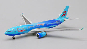 Capital Airlines Airbus A330-200 B-8981 Beijing Daxing JC Wings JC4CBJ235 XX4235 Scale 1:400