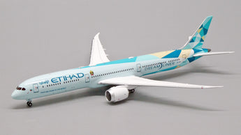 Etihad Airways Boeing 787-10 A6-BMH Greenliner JC Wings JC4ETD300 XX4300 Scale 1:400