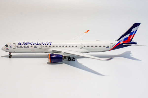 Aeroflot Airbus A350-900 VP-BXD NG Model 39013 Scale 1:400