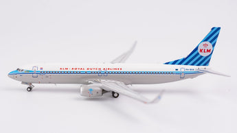 KLM Boeing 737-800 PH-BXA Retro Livery NG Model 58011 Scale 1:400