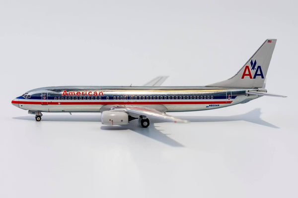 American Airlines Boeing 737-800 N955AN NG Model 58093 Scale 1:400