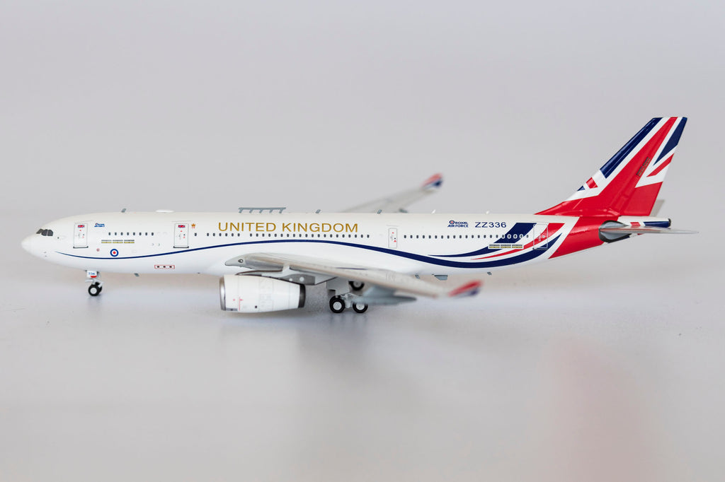 Royal Air Force Airbus A330 MRTT ZZ336 Boris One NG Model 61022 Scale 1:400