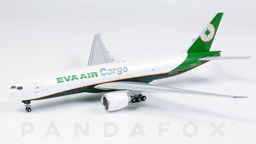 EVA Air Cargo Boeing 777F B-16781 JC Wings ALB4EVA06 ALB406 Scale 1:400