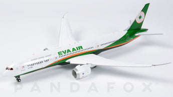 EVA Air Boeing 787-9 Flaps Down B-17881 JC Wings ALB4EVA07A Scale 1:400