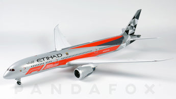 Etihad Airways Boeing 787-9 A6-BLV Formula 1 JC Wings EW2789002 Scale 1:200